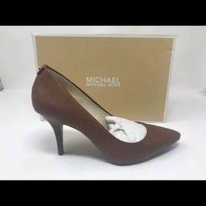 Michael Kors mid heels